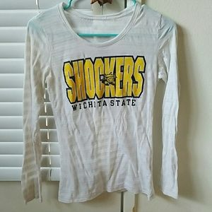 Wichita State University long sleeve shirt